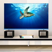 烤漆增高置物架平板电视垫高架显示器支架电视柜桌面电线插座收纳