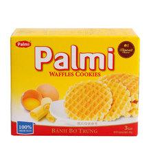 整箱包邮进口零食品越南派迷瓦夫饼干鸡蛋饼大礼包45g/盒