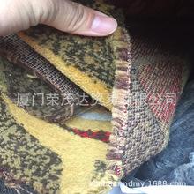深圳廢舊地毯低價處理 賓館酒店回收二手厚地毯 成色好 厚度1厘米