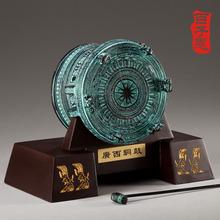 铜鼓 广西特色 摆件 中国青铜器 工艺品 办公室客厅装饰 收藏