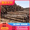 澳松原木 4米6米口径10-20cm  工地及各种工程打桩用原木