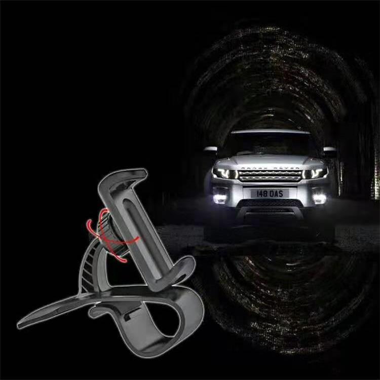 跨境爆款仪表盘HUD直视式360度旋转导航支架汽车手机支架车载支架-