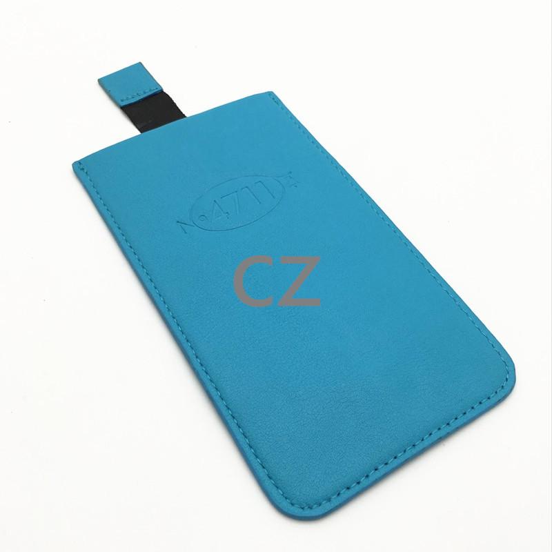 厂销仿皮手机皮套,皮革手机保护套,PU皮定制LOGO手机套