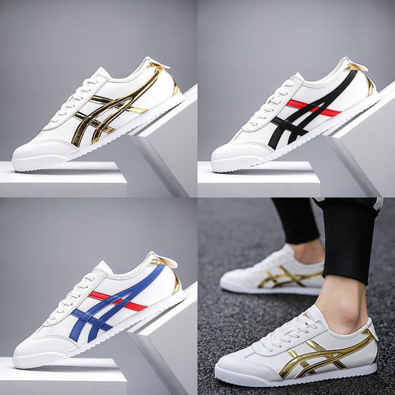 秋季薄款女士小白鞋2020新款情侣透气板鞋子男韩版帆布潮流运动鞋-