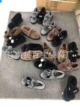 库存鞋女 冬季真皮毛毛女鞋 尾货断码鞋 外贸女鞋一手货源优惠