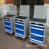 北京帶掛板工具車_車間用重型工具車_帶層板工具車生產廠家直供