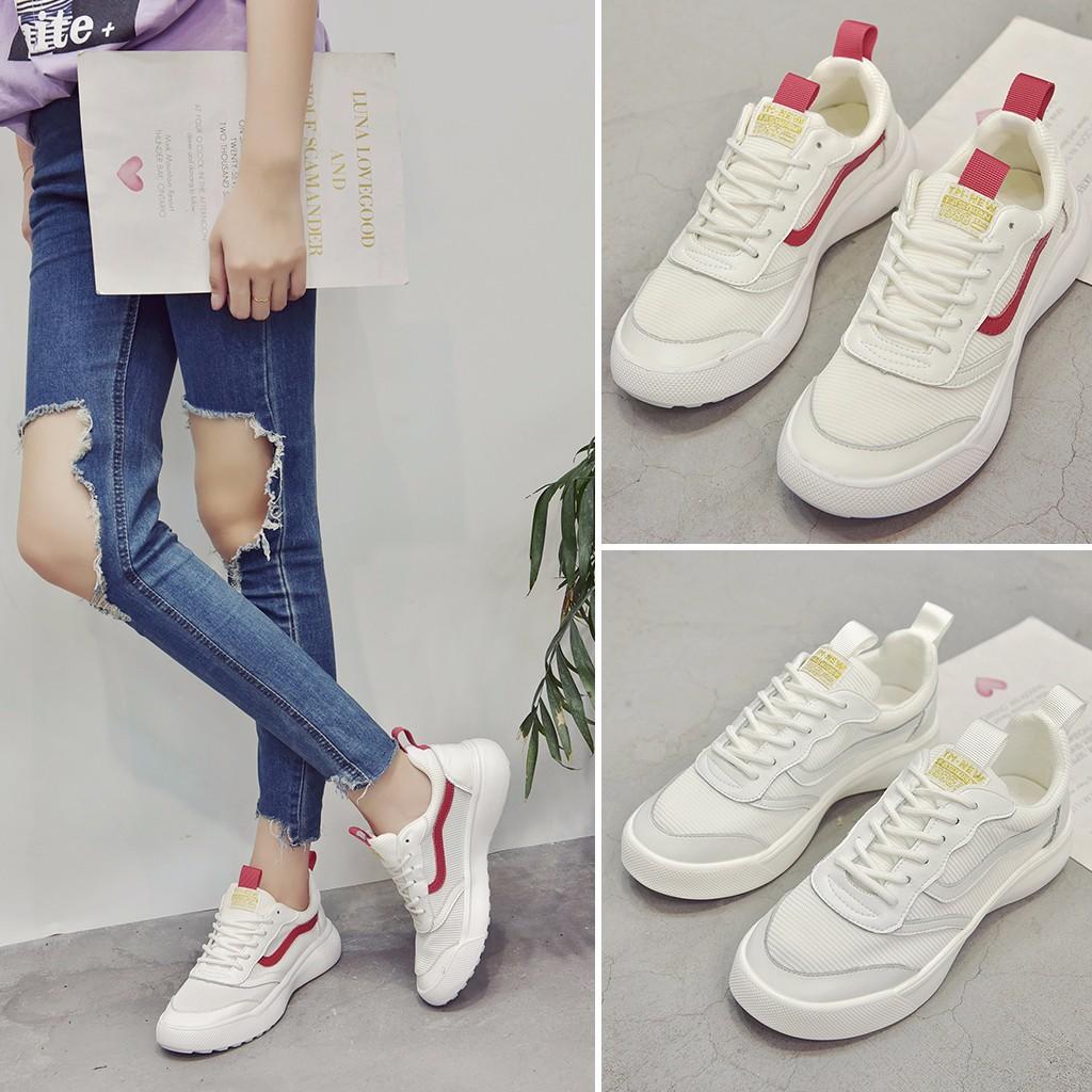 小白鞋女2020秋季新款韩版时尚运动鞋厂家直销-