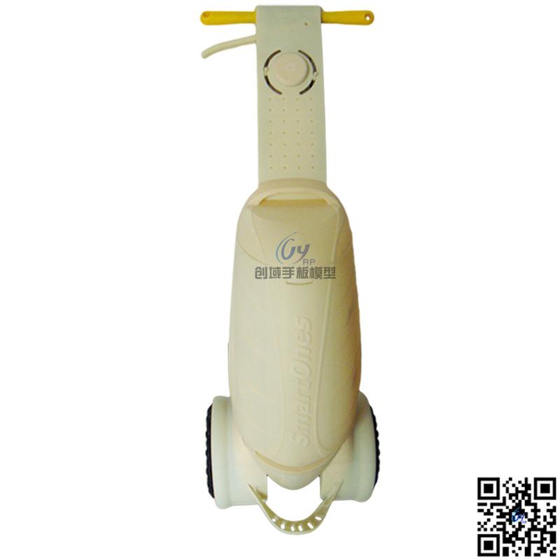 CNC加工播种机手板模型
