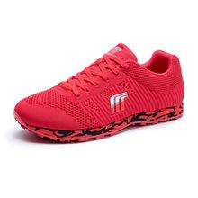 斯中考体育专用鞋学生立定跳远鞋男女考试训练跑鞋专业跑步鞋