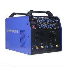 瑞凌氩弧焊TIG-250P逆变交直流方波脉冲铝焊机手工氩弧焊两用220V