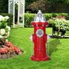 亞馬遜 創意工藝品樹脂擺件小狗大消防栓 樹脂工藝品批發消防栓