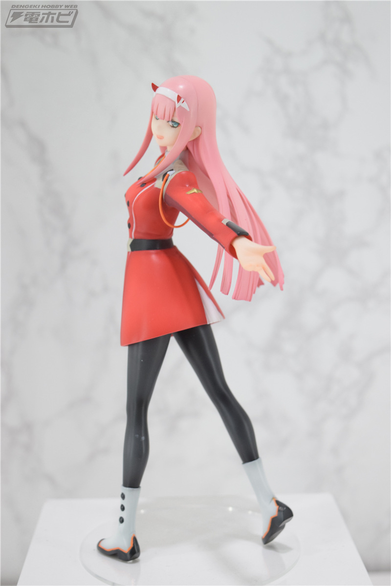 <strong>zero</strong> two darling in the franxx 02 国家队 景品公仔规格21