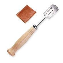 面包刀割紋刀法棍手工割包刀整形刀雙面烘焙割口刀軟歐包割刀工具