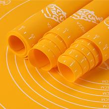 食品级硅胶揉面垫 家用不粘和面垫大号加厚擀面垫硅胶垫 烘焙工具