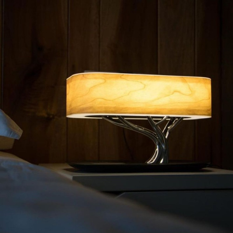 Lamp Bluetooth Speaker Wifi-Charger