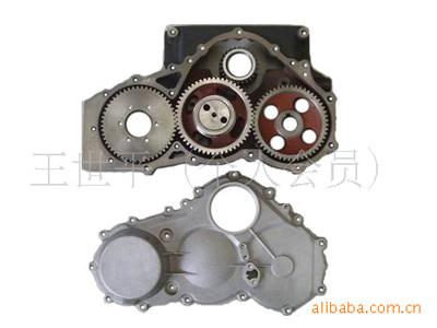 扬柴配件YZ4102/05/08发动机配件 扬柴齿轮室 齿轮室盖