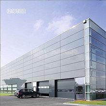 捷陽中國   上海電動廠房提升門 保溫垂直滑升門 工業提升門廠家