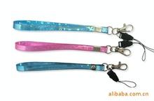 大批量廠家優惠供應PVC手機掛繩帶 繩帶 繩帶廠家