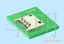 供应进口 SMK CLE9108- 4119  SD卡座 TF卡座