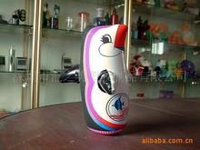 供应充气玩具:不倒翁 打击住 充气锤(图)
