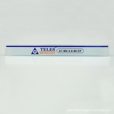 M3螺纹测针A1-M3-4.0-80-CF   三坐标测针/三次元测针/红宝石测针