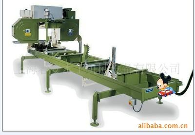 供应木工机械带锯机带锯跑车龙门锯板机