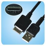 厂家直销批发 SONY MP3.MP4 USB线 充电线walkman NWZ-E453