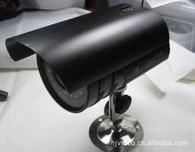 供应监控 摄像头 摄像枪 CMOS芯片   HJ-CS508 红外监控摄像机