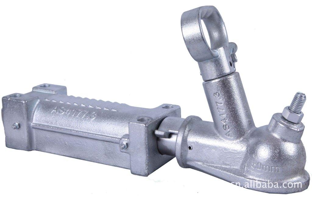 【澳洲市场拖车配件】撞刹连接器(具有制动功能的拖车连接器)