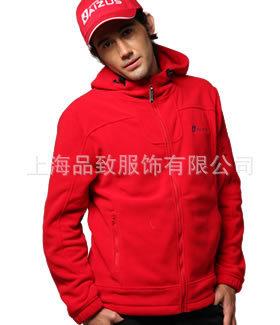 厂家直销 加工订做绒衣外套,防寒服,冲锋衣,量大优惠供应