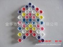 優質,環保,無毒5ML8連體美術顏料、水彩顏料、丙烯顏料