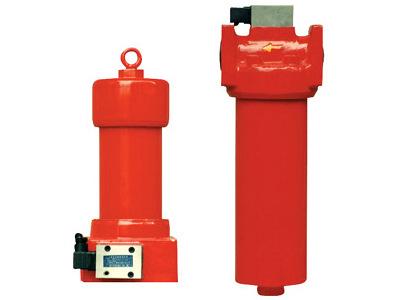 ZU-H QU-H 系列壓力管路過濾器過濾器 高壓過濾器