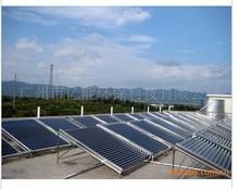 供應工程聯箱商用太陽能50G熱水器/商用型太陽能熱水器