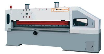 木皮剪切机械2600mm木皮剪切机 4200mm木皮裁剪机 剪切机厂家价格
