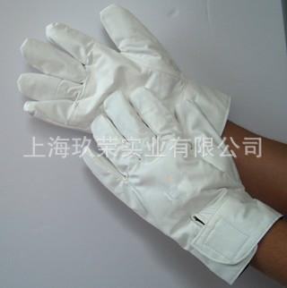 供应 无尘室耐高温手套 180度隔热手套 不掉毛