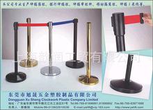 供应伸缩带立杆,拉带围杆,护栏,拉带隔离栏,保质保修,厂家直销