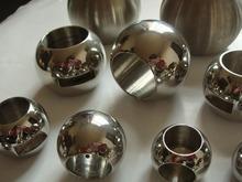 专业销售 15x6mm不锈钢阀门球体球芯 硬密封高压球阀球芯