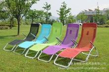 2014新款折疊椅 特斯林躺椅 午休椅 沙灘椅 加長加寬