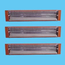 烤漆房红外线烤灯1KW、喷烤漆房红外线辐射加热器