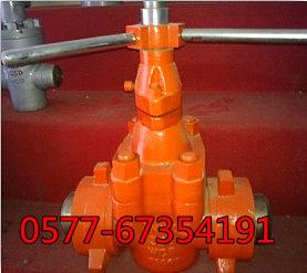 Z23X-350高压软密封泥浆阀