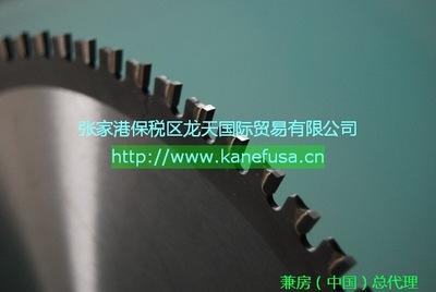 兼房切铁合金锯片,305*2.2*1.8*25.4*80*Z, 铜铝可用