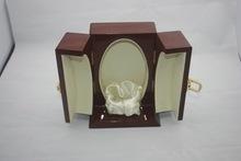 香水盒 化妆品盒 环保橡胶木盒 工艺品盒 阿里实地认证工厂