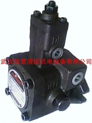 供应VPV1-20-35-10变量叶片泵台湾OSHON欧颂低压平键液压油泵
