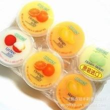 马来西亚进口果冻 可康果冻 1*16盒*480G/盒(一盒6粒)食品批发