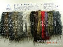 供應:針織底孔雀絨長毛絨 印豹紋花點布底雙色孔雀絨素色超柔面料