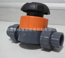 供应工业级pvc活接隔膜阀 仿进口隔膜阀 GF隔膜阀 阳接头隔膜阀
