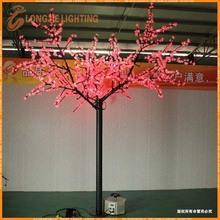 1944燈高:2.5米 1296燈高:2.2米 1728燈高:2.5米  常規櫻桃樹