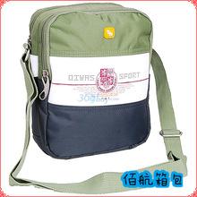 专业生产订制订做加工涤纶挎包  价格最好的质量产品休闲包