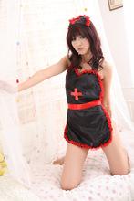 情趣內衣護士裝情趣套裝黑色小護士制服誘惑游戲扮演一件批發