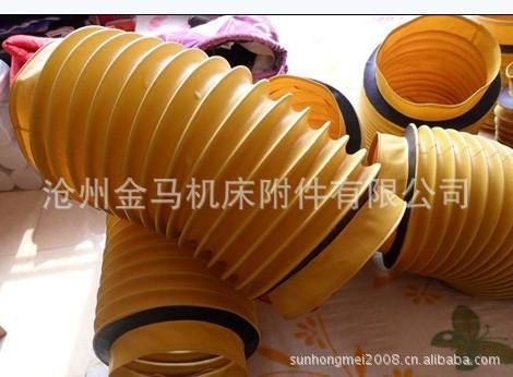 加工耐高温气缸防护罩 油缸防尘罩